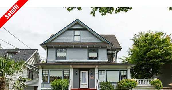 331 fifth street in new west queens park house for sale for Garden room 2x3
