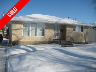921 Prince Rupert Avenue In Winnipeg East Kildonan Residential For Sale North East Winnipeg