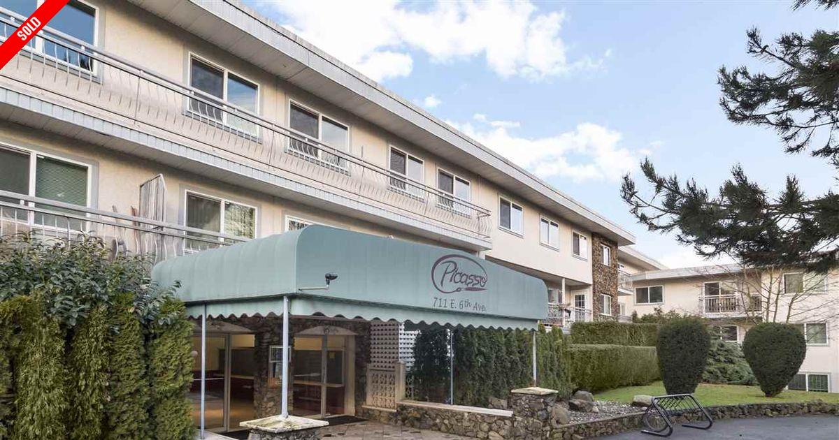 306 711 E 6th Avenue In Vancouver Mount Pleasant Ve Condo