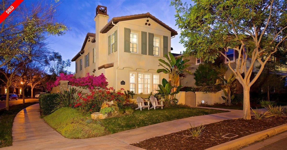 San diego house for sale 4 bedrooms 8379 haaland glen - 4 bedroom house for sale san diego ...