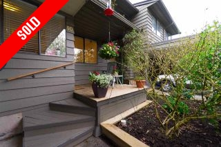90 1950 Cedar Village Crescent In North Vancouver Westlynn Townhouse For Sale In Mountain